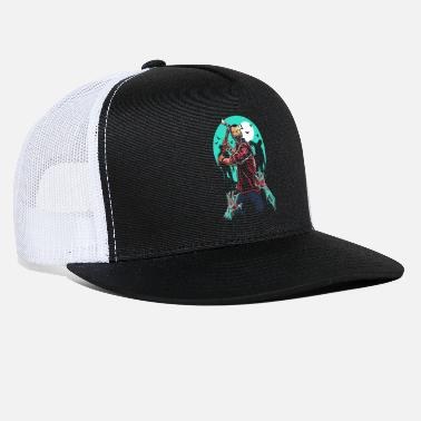 Hunter Zombie Killer - Trucker Cap