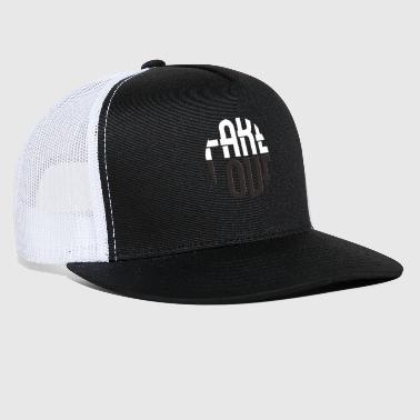 FAKE LOVE - Trucker Cap