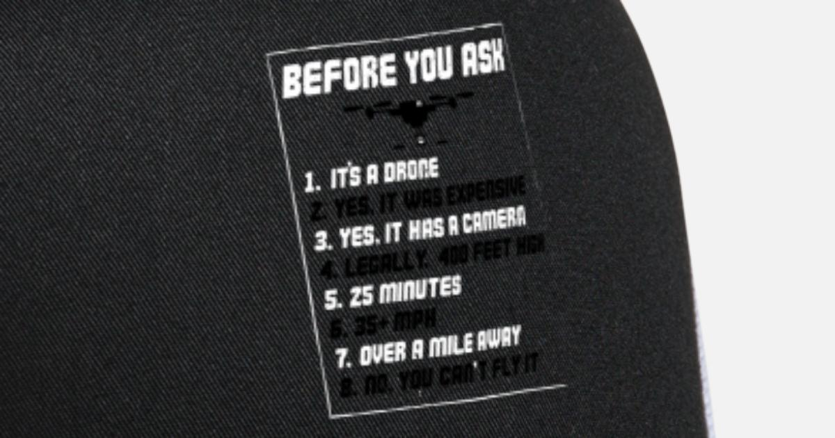 6b97b6ad4 Funny Drone - Before You Ask Yes It Was Expensive Trucker Cap | Spreadshirt