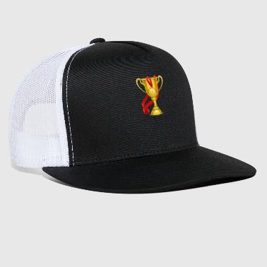 Medal Sports Trophy - Trucker Cap