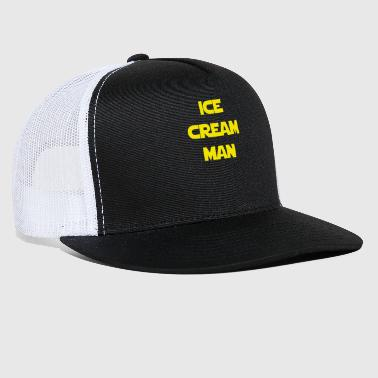 Ice Cream man - Trucker Cap