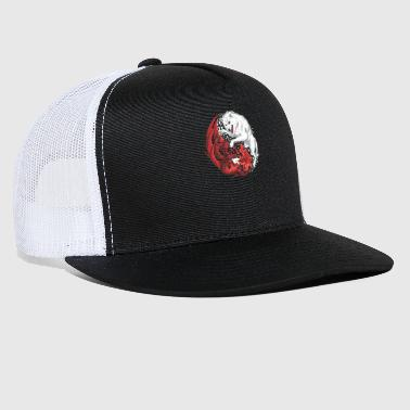 ICE AND FIRE - Trucker Cap
