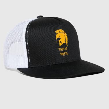 THIS IS SPARTA - Trucker Cap