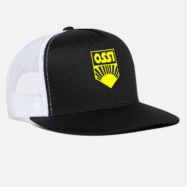 Ddr Ossi FDJ DDR Fun - Trucker Cap