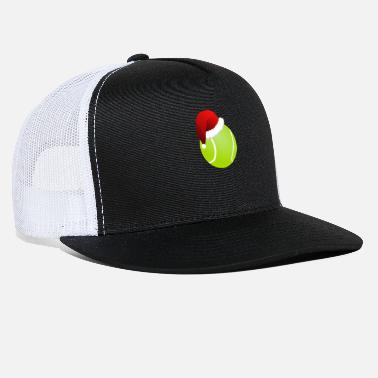 Ball Sport Christmas Tennis Ball Sports - Trucker Cap