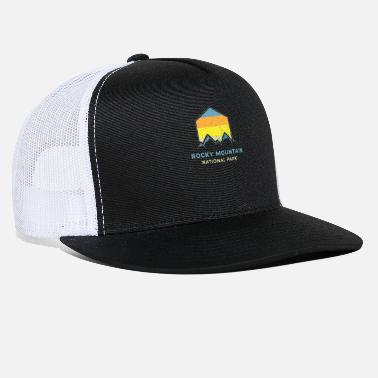 Rocky Mountains Rocky Mountain National Park Shirt - Trucker Cap
