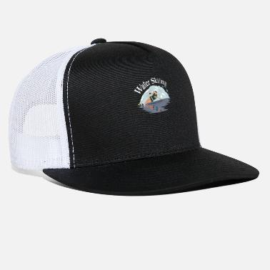 Water water skiing - Trucker Cap
