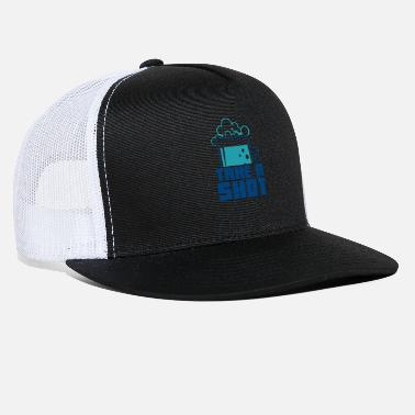 Shot Take A Shot - Trucker Cap