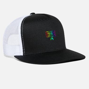 Teenager Gaming - Trucker Cap