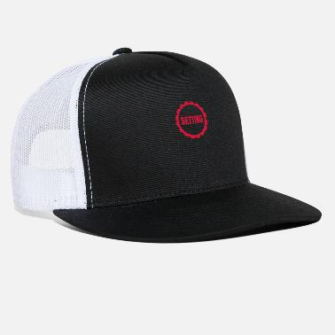 Set SETTING - Trucker Cap