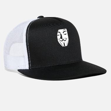 Mask mask - Trucker Cap
