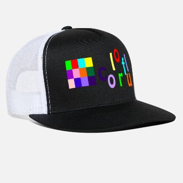 Color colorful - Trucker Cap