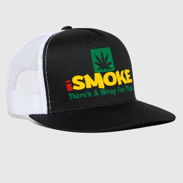 iSmoke, Wrap For That Vector - Trucker Cap