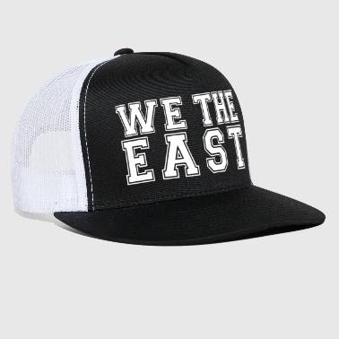 We The East - Trucker Cap