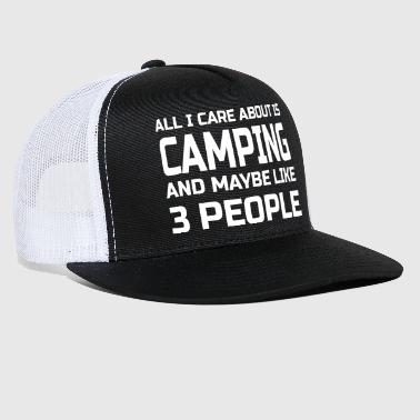 Care about Camping - Trucker Cap