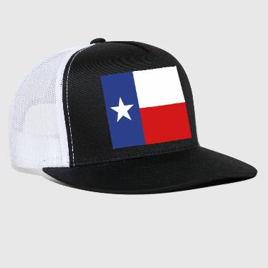 Flag Texas - Trucker Cap