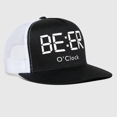 Beer o clock alcohol - Trucker Cap