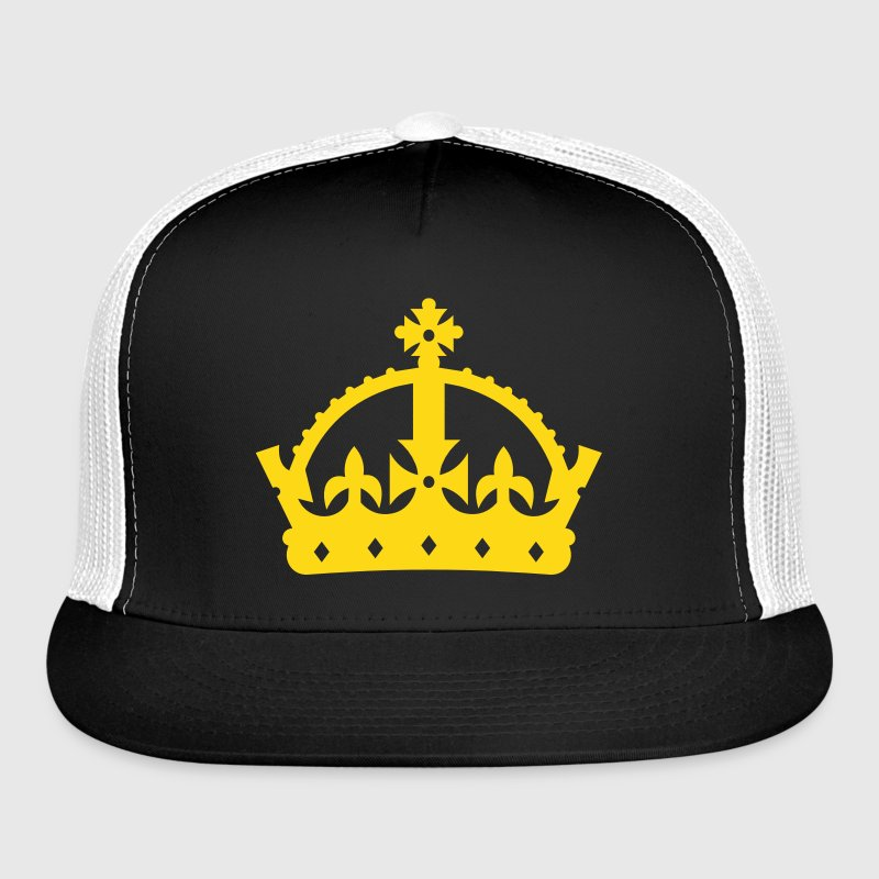 King or Queen Crown - Trucker Cap