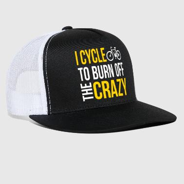 Cycle Crazy - Trucker Cap