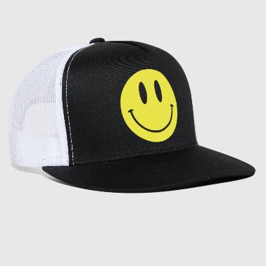 Acid House Smiley - Trucker Cap