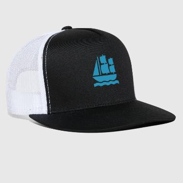 Ship - Trucker Cap
