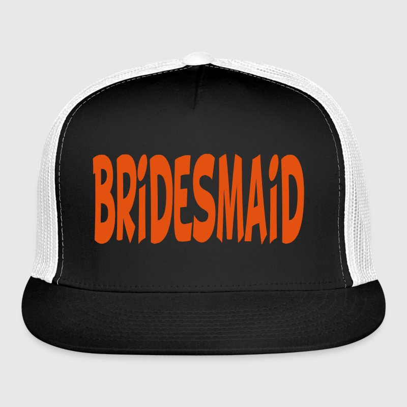 Bridesmaid Design - Trucker Cap