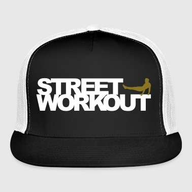 Street Workout - Trucker Cap