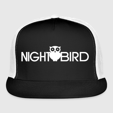 Night Bird - Trucker Cap