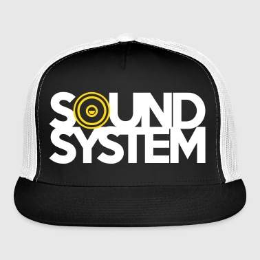 Sound System - Trucker Cap