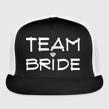 Team Bride Hat - Trucker Cap