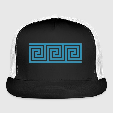 Greek Art - Trucker Cap