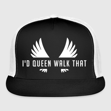 Clash of Clans Queen Walk - Trucker Cap