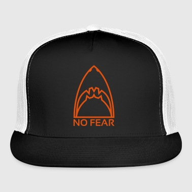 Shark ? No Fear - Trucker Cap