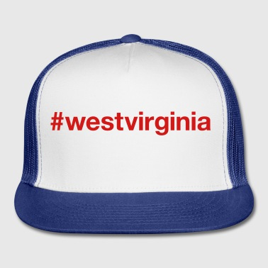 WEST VIRGINIA - Trucker Cap