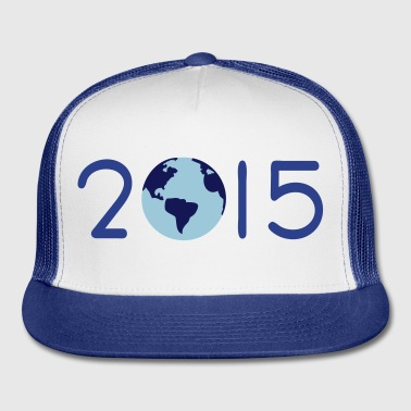 2015 earth day campaign - Trucker Cap