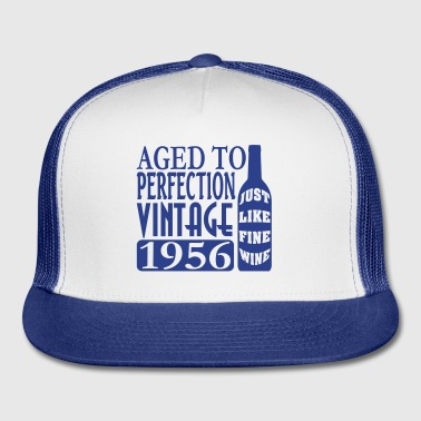 1956 Aged To Perfection - Trucker Cap