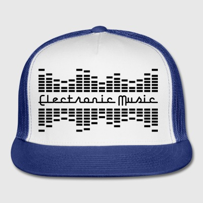 Electronic Music - Lifestyle Dance - Trucker Cap