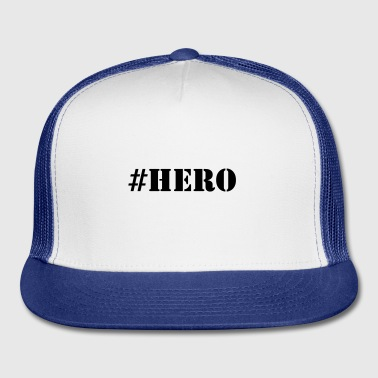 hero-neu - Trucker Cap