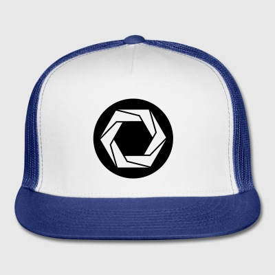 crop circles 22 - Trucker Cap