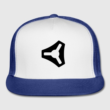 Plain Logo - Trucker Cap