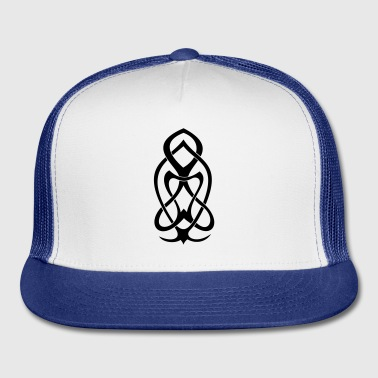 Cool tribal tattoo design - Trucker Cap