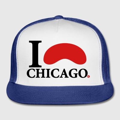 I Love Chicago - Trucker Cap
