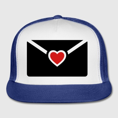 love letter - Trucker Cap