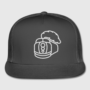 Train - Trucker Cap