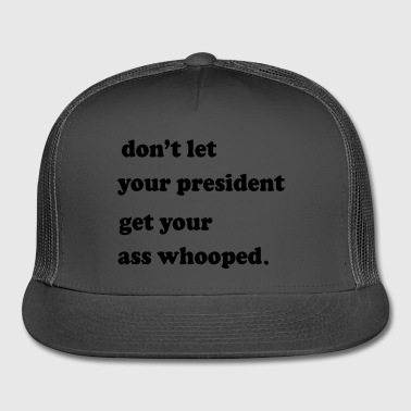 Pump ya breaks - Trucker Cap