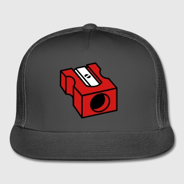 Artist - pencil sharpener - Trucker Cap