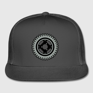 Ninety Z50 Wheel (Eighties & Nineties) - Trucker Cap