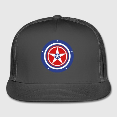 5star-b - Trucker Cap