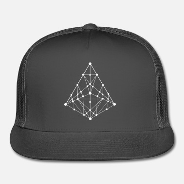Bitcoin Blockchain, Ether - Trucker Cap