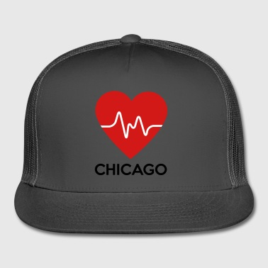 Heart Chicago - Trucker Cap